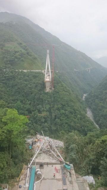 Chirajara-Brücke